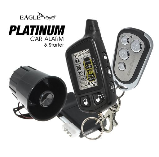 alarma Eagle Eye Platinum con arrancador